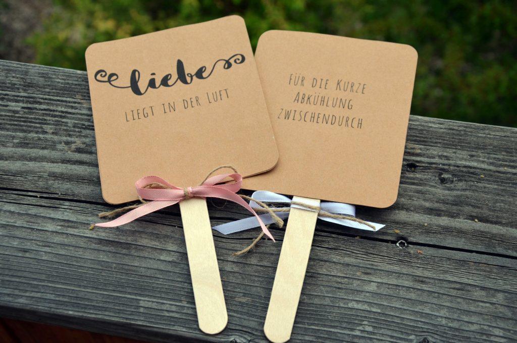 Anleitung Diy Fächer Für Die Hochzeit Oder Gartenparty Diy Hochzeit