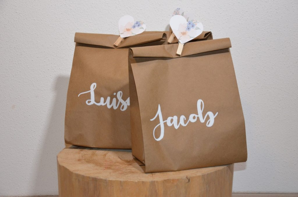 Geschenketaschen für Kinder