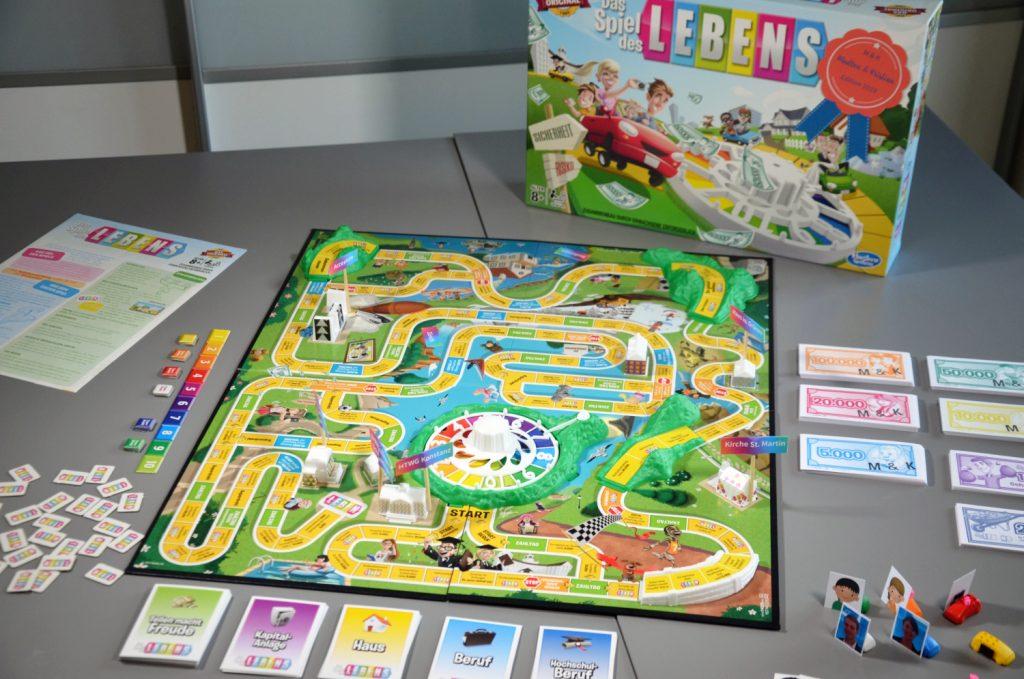 Spiel Des Lebens Anleitung 1997