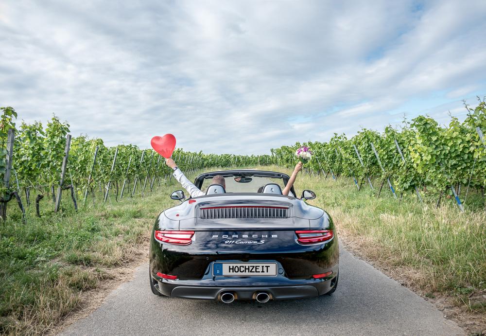 Hochzeit Porsche
