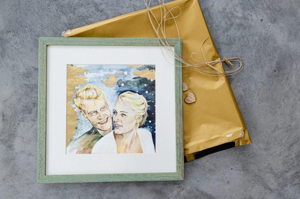 Geschenk zum Hochzeitstag