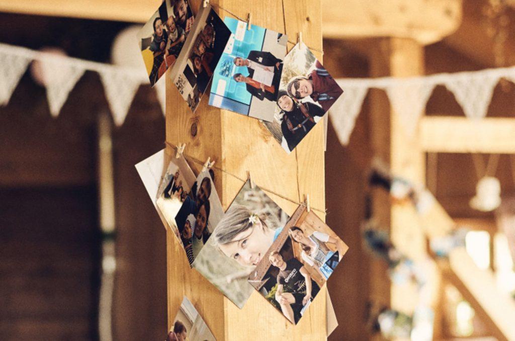 Fotos des Liebspaares bei der Verlobung