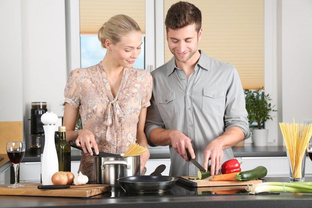 Kochkurs für Paare